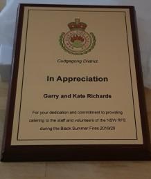 award rfs